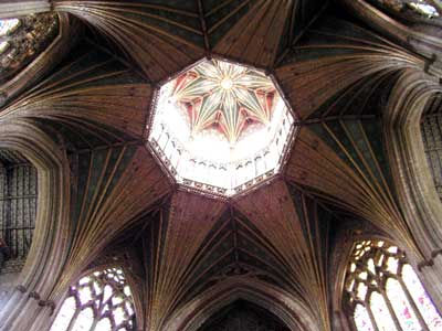 Ely Cathedral Lantern